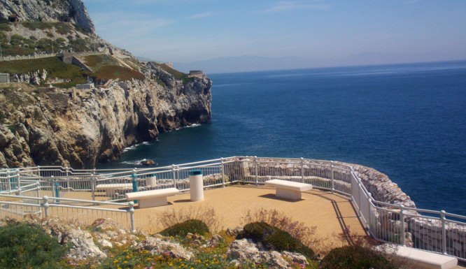 Europa Point Beautification